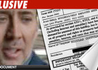 Nic Cage -- Six Million More Tax Problems