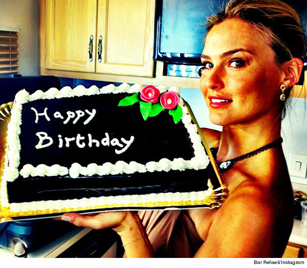 Happy Birthday Bar Refaeli See Her Sexy Swimsuit Shots Toofab