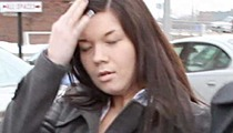 'Teen Mom' Star Amber Portwood -- Sentenced to Five Years in Prison
