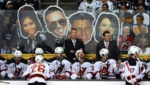 Kings Fans Taunt Devils with 'Jersey Shore' Cast