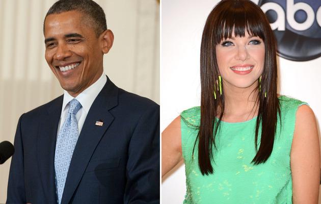 "Viral Video: Barack Obama Sings ""Call Me Maybe"""