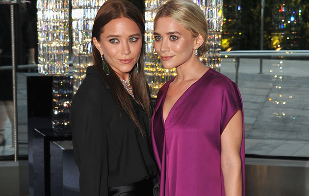 Mary-Kate Olsen Debuts Brunette 'Do at CFDA Awards