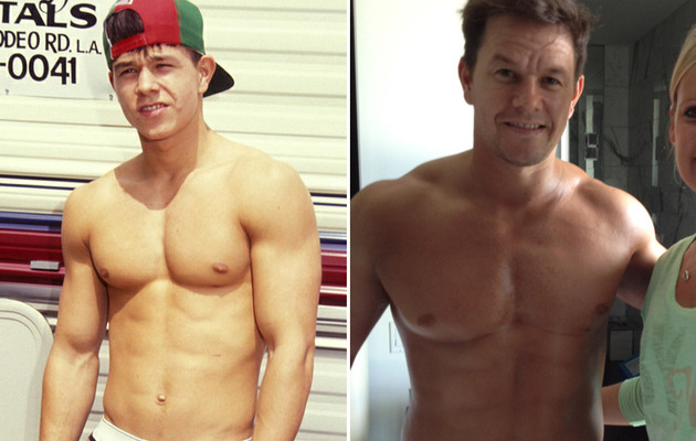 Mark Wahlberg Turns 41 -- See More '90s Musicians Now!