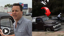 'Pacific Blue' Star Marcos Ferraez -- Ticketed on the Street ... BY A BIKE COP!!!