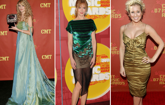 The Worst Dressed Stars of CMT Awards' Past!
