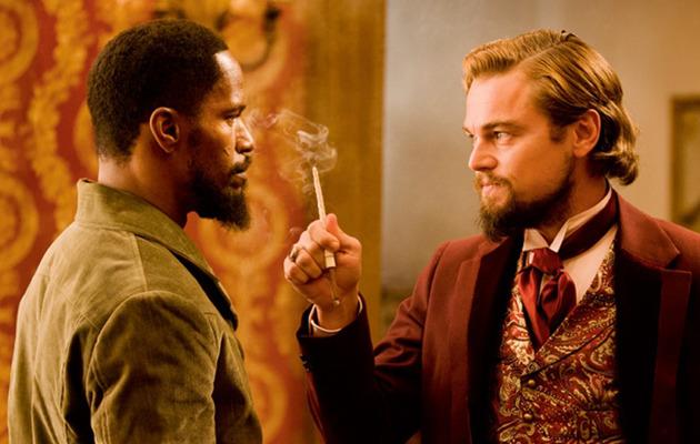 "HOT TRAILER: Leo DiCaprio, Jamie Foxx in Tarantino's ""Django Unchained"""
