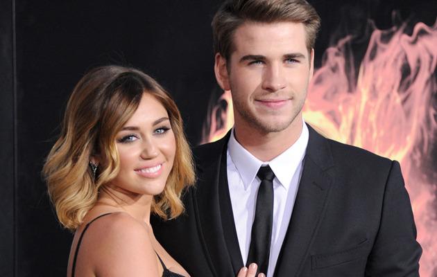 Miley Cyrus Engaged to Liam Hemsworth!