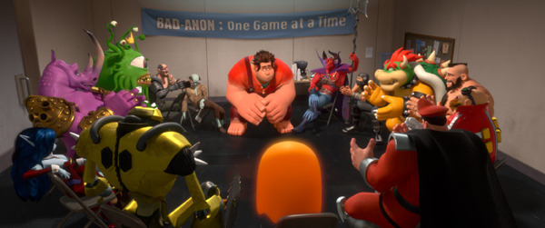 """Wreck-It Ralph"" Trailer: Video Game Characters Run Amok!"