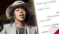 Lauryn Hill -- Charged with Being a TAX ReFUGEE