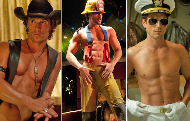 """Magic Mike"" Pics: See 50 Sexy, Shirtless Photos from Stripper Flick!"
