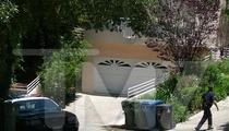 Tila Tequila -- Cops Outside L.A. Home