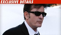Charlie Sheen Will Serve Jail Time for Assault