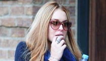 Lindsay Lohan Broke Movie Rules By Driving and Crashing