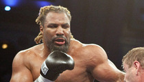 Shannon 'The Cannon' Briggs -- K.O.'d In $420,000 Legal Bout