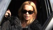 Lindsay Lohan -- My Brakes Failed!!!