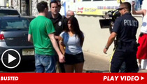Deena from 'Jersey Shore' Arrested for Disorderly Conduct