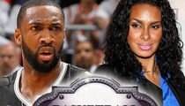 NBA Star Gilbert Arenas -- Buries the Hatchet with 'Basketball Wives' ... For Now