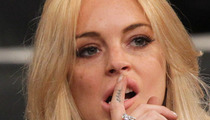Lindsay Lohan Lied to Cops After Car Accident