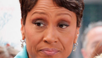 Robin Roberts Schedules Bone Marrow Transplant -- Friday Is My Last Day at 'GMA'