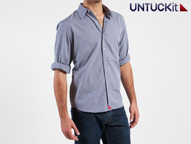 Win an UNTUCKit Shirt!   toofab.com