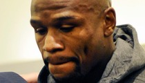 Judge to Floyd Mayweather -- If You're Shriveling Up, It's Your Fault