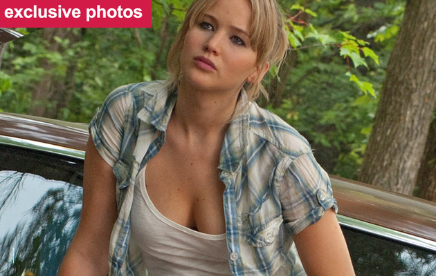 """Jennifer Lawrence Sizzles In """"House at the End of the Street"""" Pics!"""