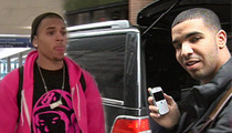 Chris Brown Talks To Cops -- Lawyer Presents Evidence Against Drake in Nightclub Brawl