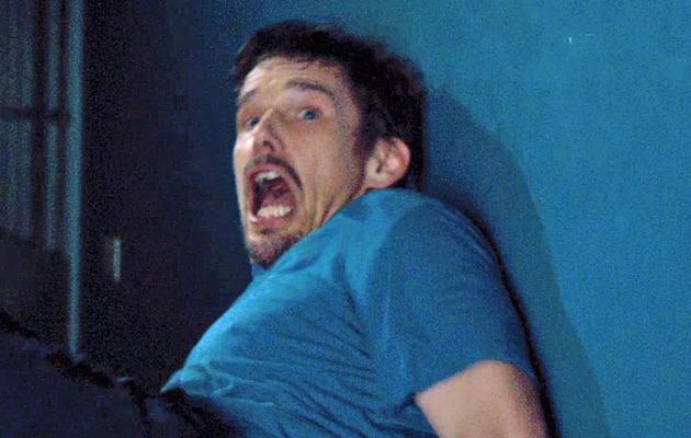 """Sinister"" Trailer -- Ethan Hawke's Creepy New Flick!"
