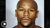Floyd Mayweather -- Want Some Cheese with Your Toilet Whine?