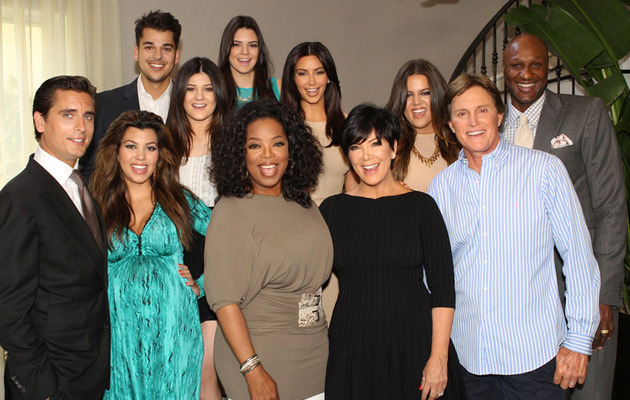 Kardashian Kids: Kris Jenner Isn't Pimping Us Out