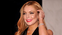 Paramedics Rush to Lindsay Lohan -- NOT Hospitalized