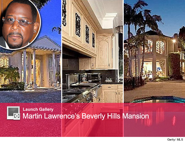 Martin lawrence house