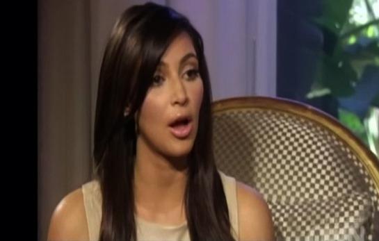 Kim Kardashian to Oprah: I Went Into a Deep Depression