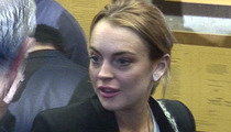 Lindsay Lohan Crash -- NO WAY Porsche's Brakes Failed
