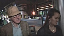 Woody Allen -- Estranged Son RIPS Director