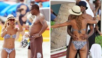 Bobby Brown & New Wife -- The Belly Nice Honeymoon!
