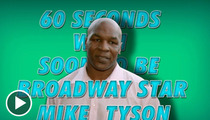 Mike Tyson -- My Fans Are Ironclad