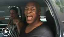 Mike Tyson -- Gunning for a Tony Award
