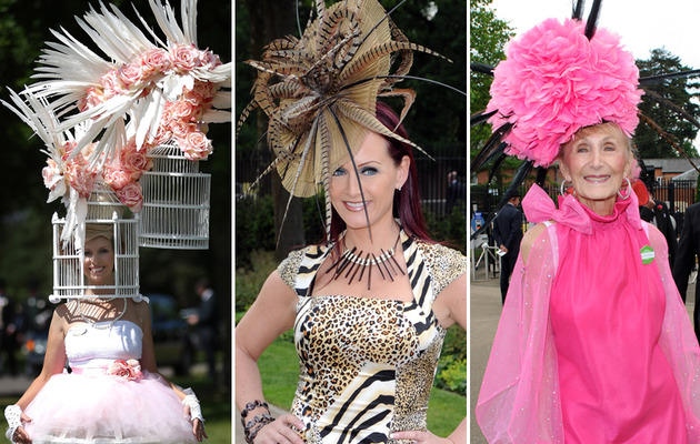Silliest Hats from the Royal Ascot!