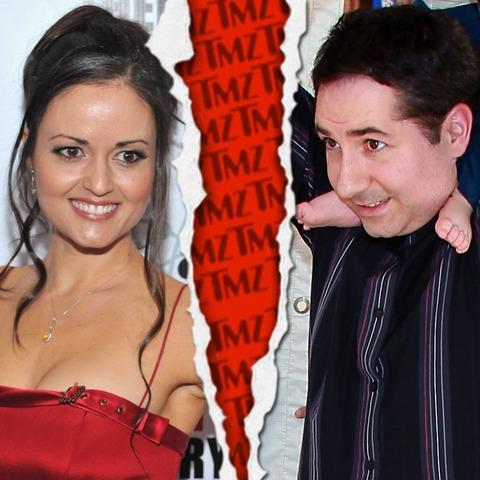 Danica McKellar filed from divorce from Mike Verta in June 2012