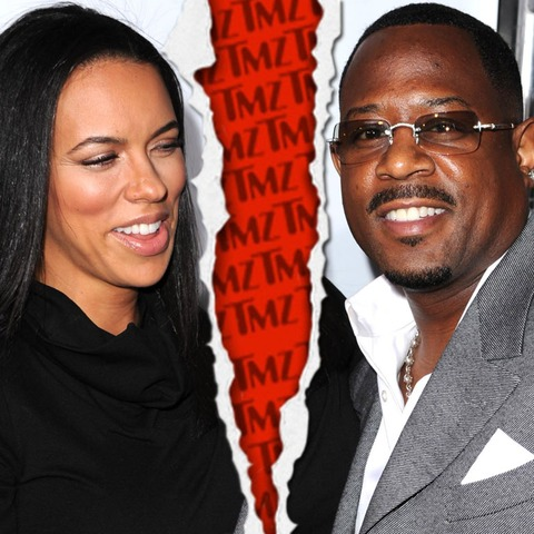 Martin Lawrence filed for divorce from Shamicka Lawrence in April 2012