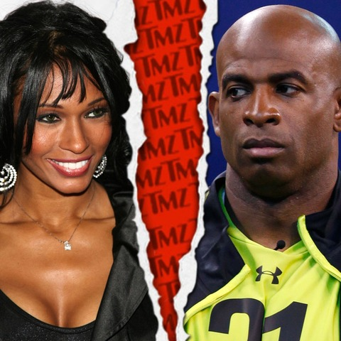 Deion Sanders and Pilar Sanders filed for divorce in December 2011