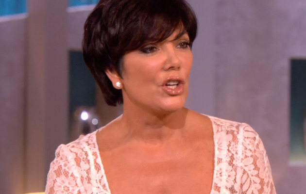 Kris Jenner Defends Giving Kim Birth Control at 14, Talks Kanye