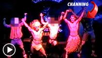 Channing Tatum Screws Up YMCA Dance In New Stripper Footage