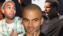 Nightclub to Tony Parker -- The Drake / Chris Brown Fight Is Not Our Fault!