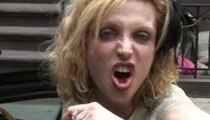 Lawyers Sue Courtney Love -- She's a Pain in the Ass ... and a Deadbeat