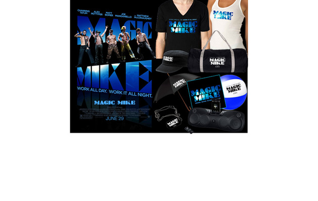 "Win a ""Magic Mike"" Prize Pack!"
