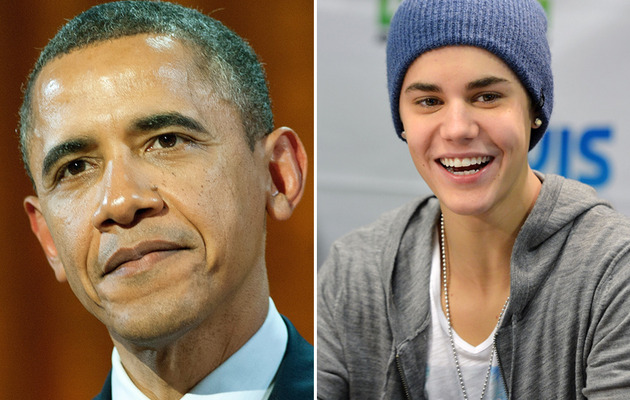 "Viral Video: President Obama Sings Justin Bieber's ""Boyfriend"""