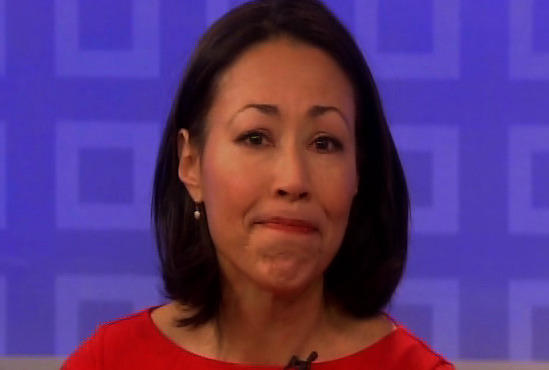"Ann Curry Out as ""Today"" Co-Host"