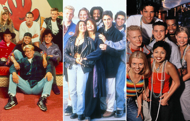 """The Real World"" Stars -- Then & Now!"